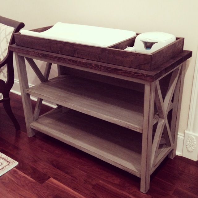 Free Baby Changing Table Woodworking PlansFree Baby Changing Table Woodworking…