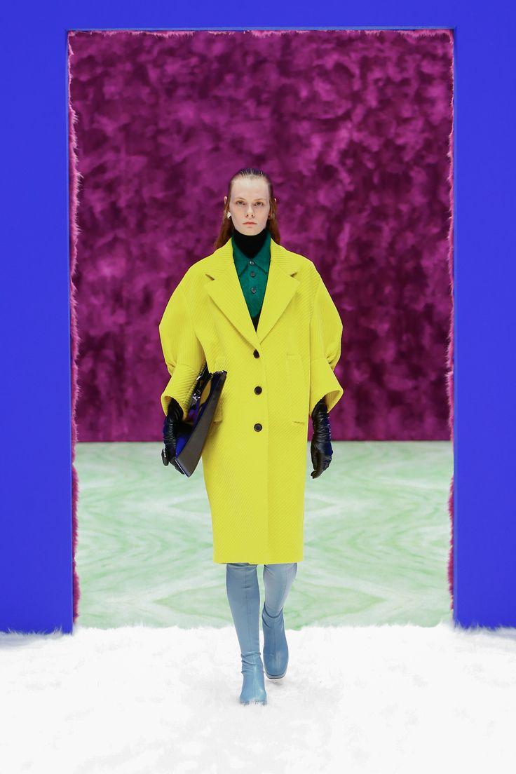 Prada Fall 2021 | The Impression Miuccia Prada, Raf Simons, Live Fashion, Paris Fashion, Fashion News, Fashion Trends, Editorial Fashion, Fashion Show Collection, Jil Sander