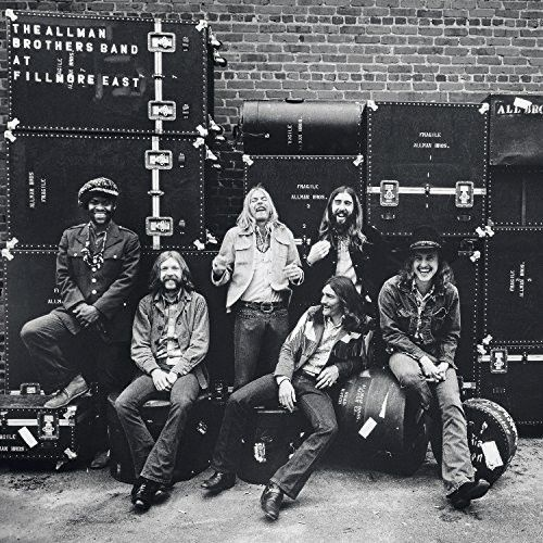 The Allman Brothers Band - At Fillmore East LP RE
