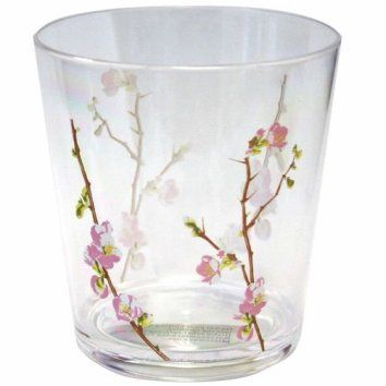 Reston Lloyd Cherry Blossom 14Oz Acrylic Glass, S/6, Corelle  Cherry blossom décor is a great way to life, beauty and peace to your home.  You can find all kinds of cherry blossom decorating ideas by looking at cherry blossom wall art, cherry blossom accent pillows and other cherry blossom decorative accents.  Effortlessly use this type of décor in your bedroom, living room and bathroom and perhaps gain some inspiration from it to spruce up areas of your home.