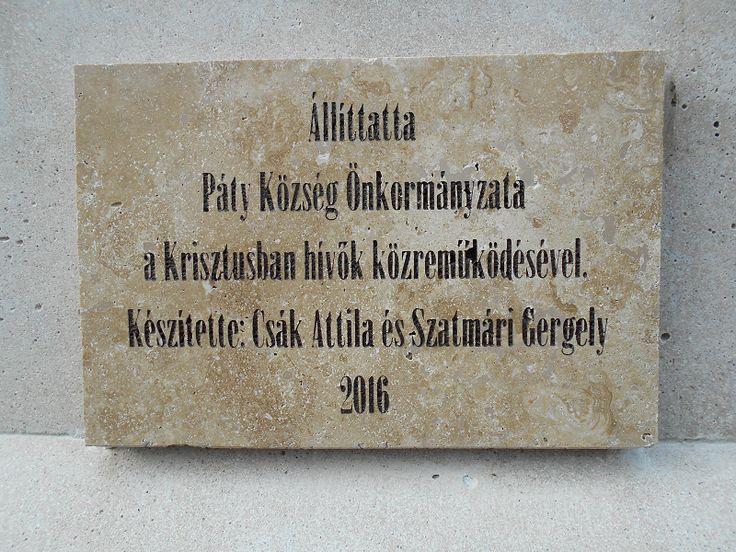 Kereszt, feszület (Telki út) (Páty) http://www.turabazis.hu/latnivalok_ismerteto_3439 #latnivalo #paty #turabazis #hungary #magyarorszag #travel #tura #turista #kirandulas