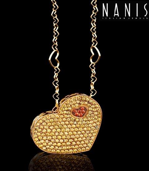 Nanis Italian Jewels #Q-ori collection