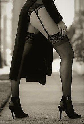 936c9a9d8 Garter Belt And Stockings