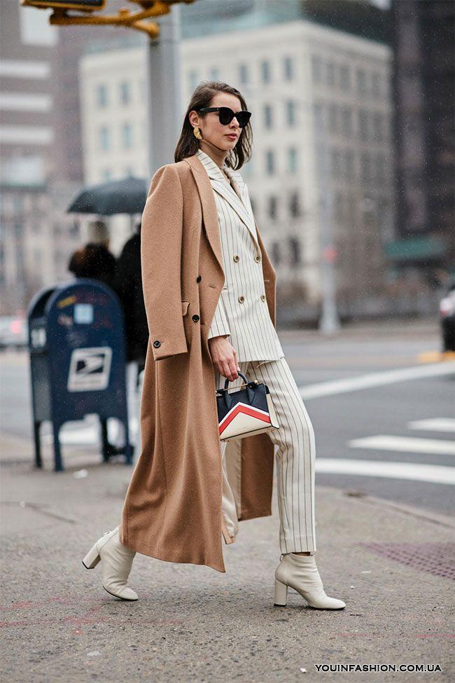 Уличная мода Нью-Йорка осень-зима 2018-2019 | Уличная мода ...