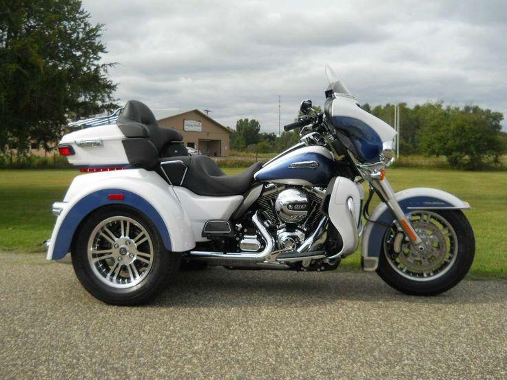 Harley Davidson Tri Glide Ultra Motorcycles For Sale In: 12 Best Tri Glide Images On Pinterest