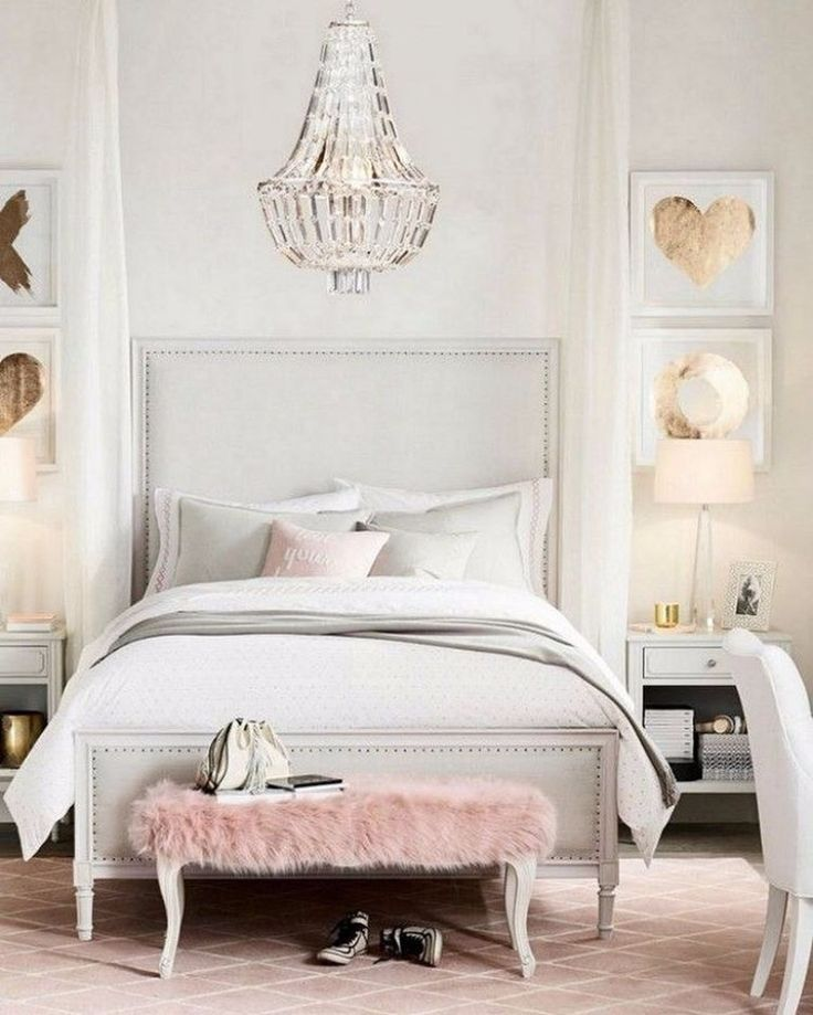 Best 25+ Girls Bedroom Chandelier Ideas On Pinterest