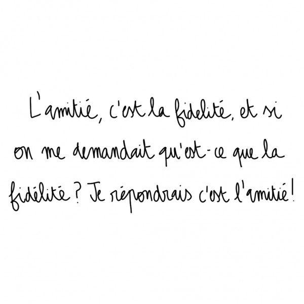 Julio Iglesias  D'autres citations > http://www.elle.fr/Love-Sexe/Celibataires/Articles/citations-amitie/