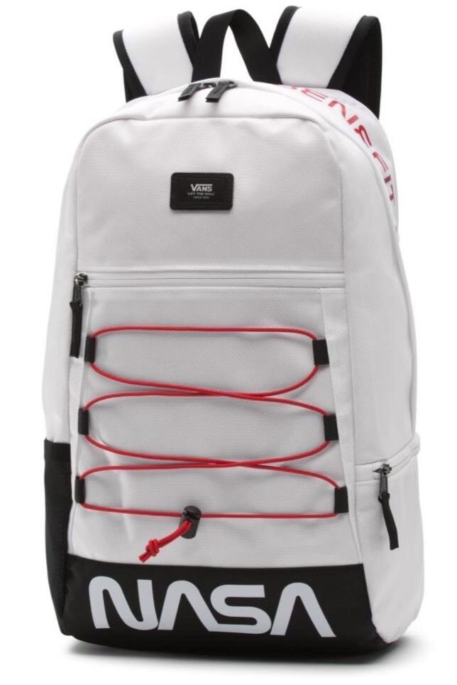 879e382ff VANS X NASA BACKPACK WHITE BRAND NEW #fashion #clothing #shoes #accessories  #unisexclothingshoesaccs #unisexaccessories (ebay link)