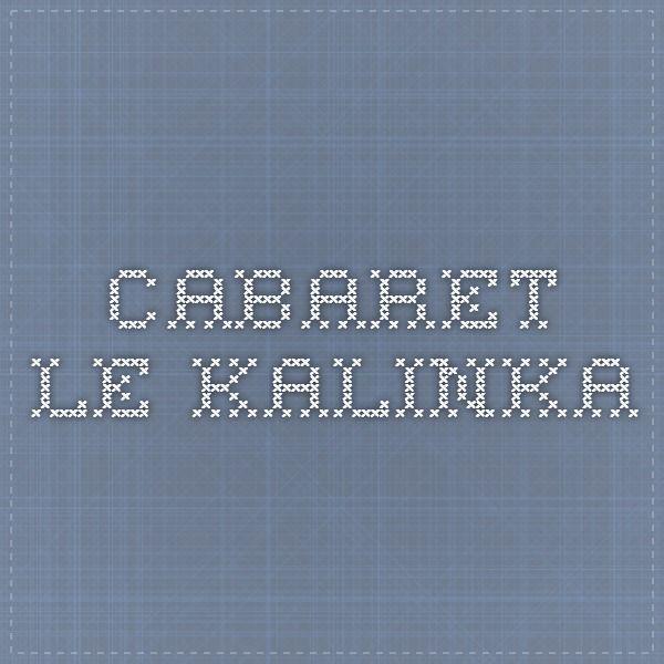 Cabaret Le Kalinka