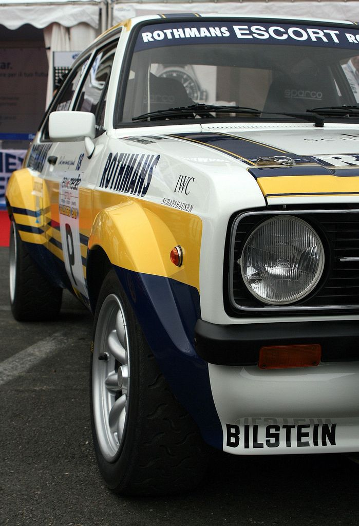 Ford Escort Rs Rothmans