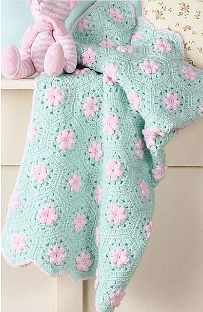 Ravelry: Sweetheart Roses pattern by Sandra Abbate - pattern for sale