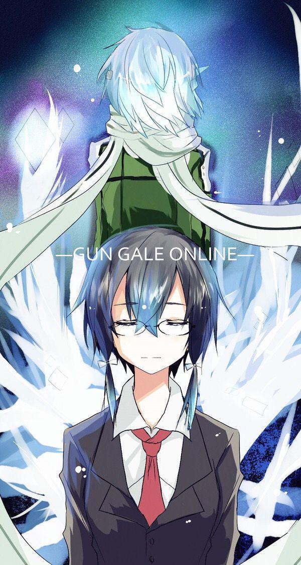 Gun Gale OnlineSinon (Shino Asada)SAO~