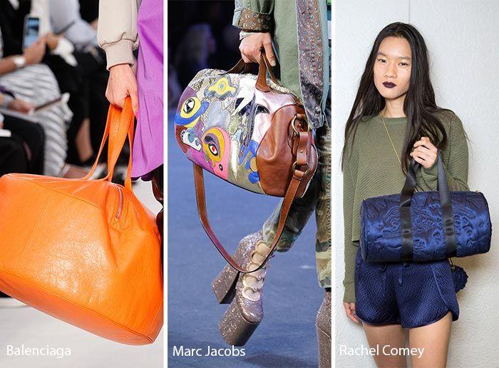 Spring Summer 2017 Handbag Trends