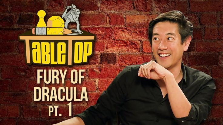 TableTop: Wil Wheaton Plays The Fury of Dracula w/ Grant Imihara, Amy Okuda, & Ify Nwadiwe! Pt. 1 - http://gamesitereviews.com/tabletop-wil-wheaton-plays-the-fury-of-dracula-w-grant-imihara-amy-okuda-ify-nwadiwe-pt-1/