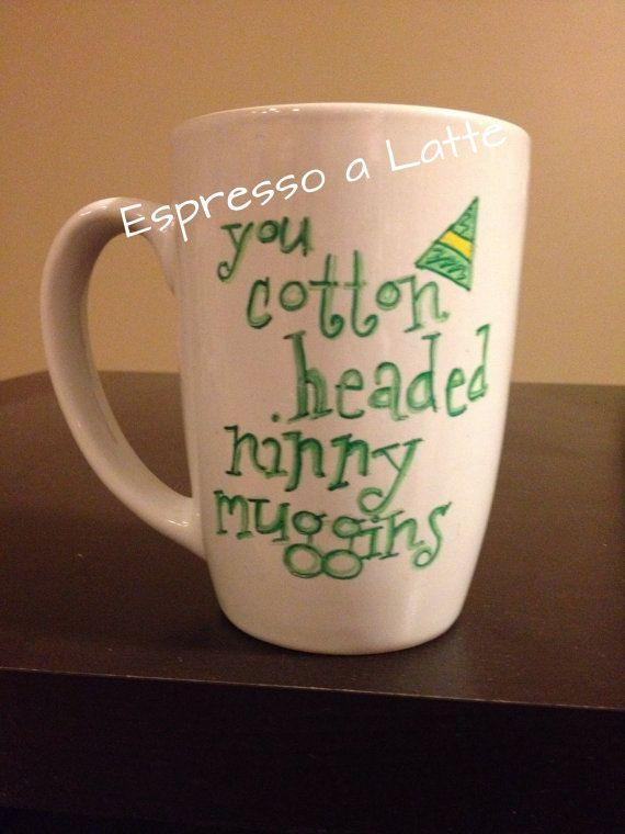 Elf Coffee Mug by EspressoALatte on Etsy