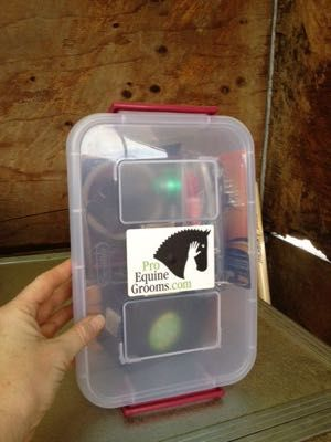 Organize your tack trunk! http://www.proequinegrooms.com/index.php/tips/equipment-and-tack/tack-trunk-organizing-and-cleaning/