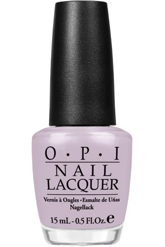 """Care To Danse"", a super feminine lilac. OPI - @h wood, to"