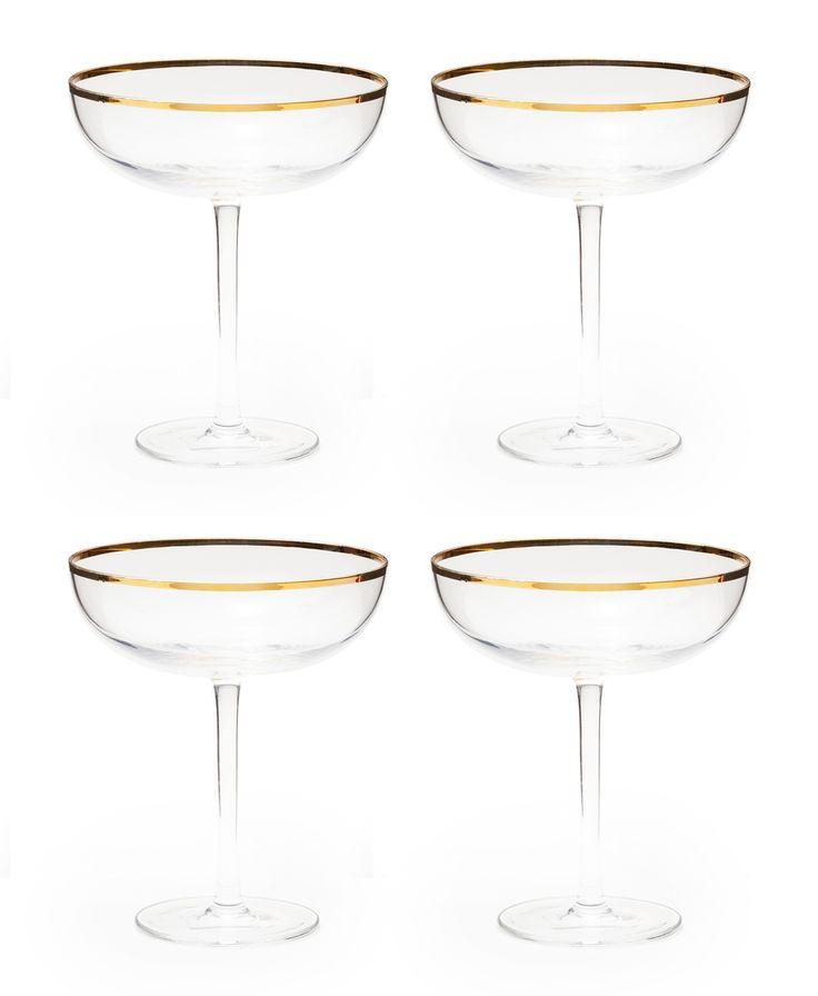 Sorell Cocktail Glasses (SET OF 4)