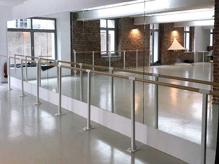 Youpila's Studio 2 in Düsseldorf, Germany.