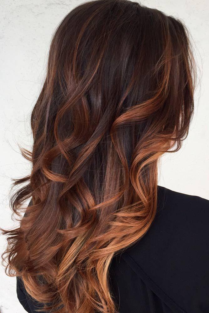 25 best ideas about brown ombre hair on pinterest ombre brown brown sombre hair and brunette - Ombre hair marron caramel ...
