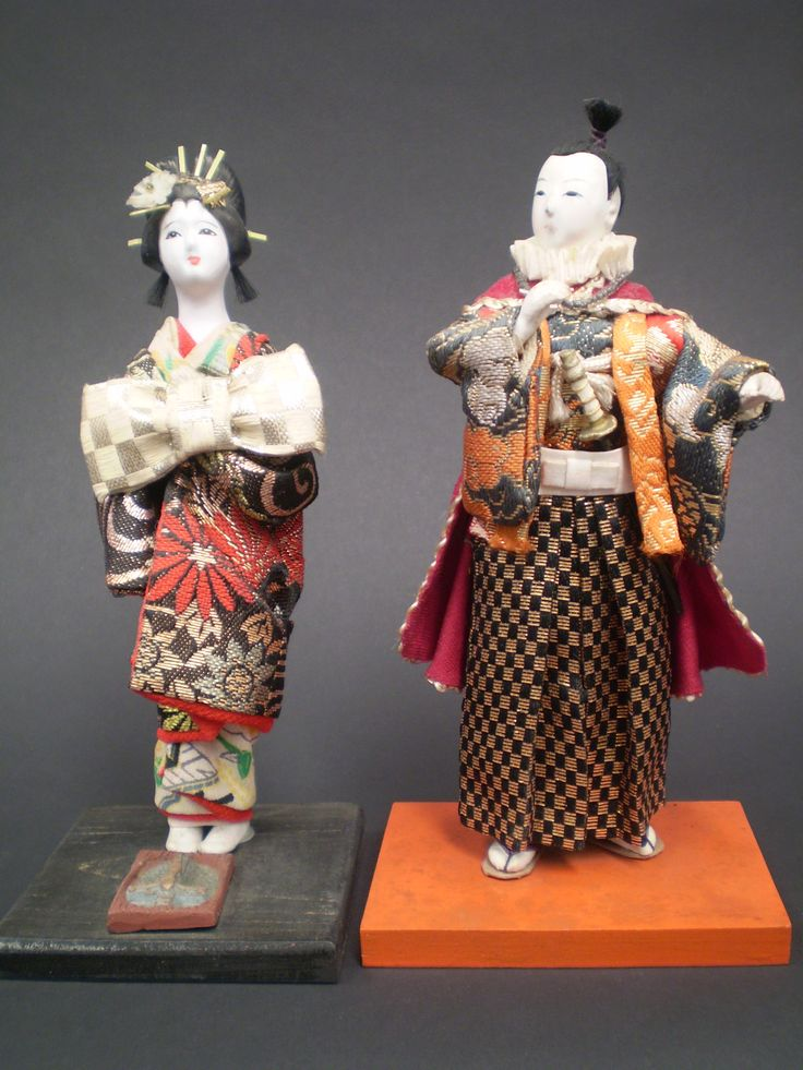 Shiro Amakusa (right)  a sixteen year old Christian samurai, with an army of 30,000  peasants and samurai (Shimabara Rebellion) fought against the Shogun's army of 140,000 men. The battle lasted for four months. With the help of the Dutch, the Christian army were  defeated, and the survivors beheaded. Christianity in Japan went underground. The figure on the left is a Christian woman about to take the allegiance test, a fumi-e is at her feet, her next couple of steps, could mean life, or…