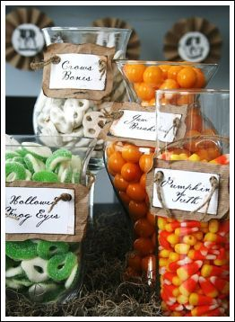 This would be awesome for a party. I would not want this around all the time or I would eat it all!