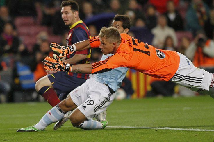 Messi marca su 22º gol en esta Liga