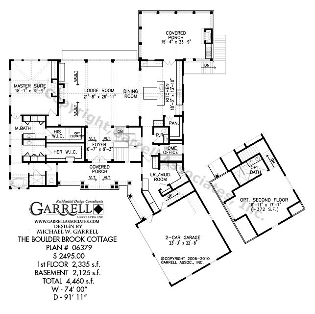 Award Winning Rustic House Plans: 17 Best Images About 1. Floor Plans On Pinterest