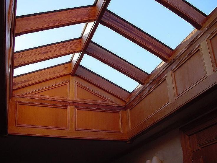 Rich and Earthy Timber Cupola with Bespoke Panelling.
