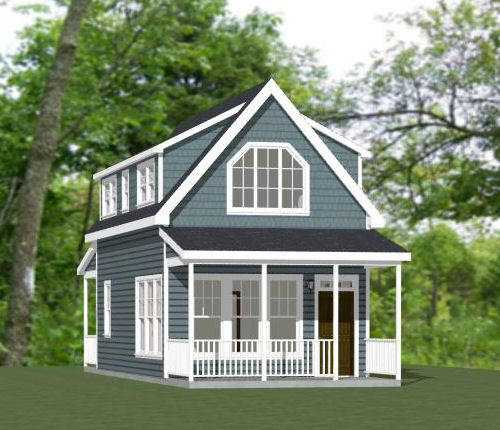 1000 images about houses on pinterest loft house and for 16x30 house plans