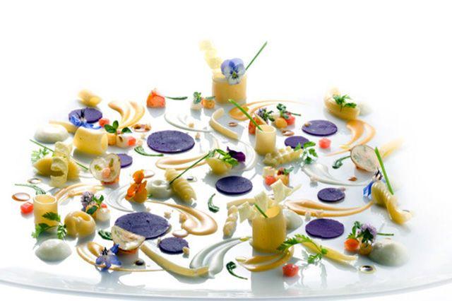 pasta, patate, Nino Di Costanzo, food-art