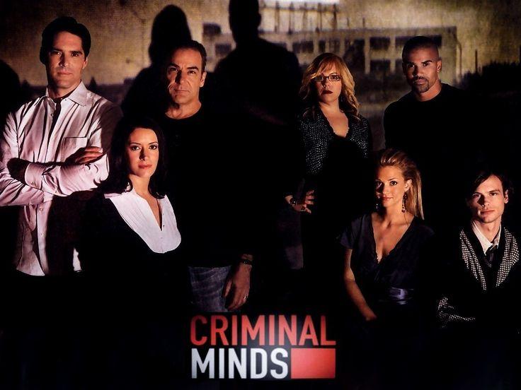 The Team - Criminal Minds Wallpaper (8383559) - Fanpop