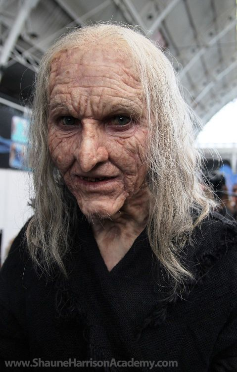 Old Witch Prosthetic