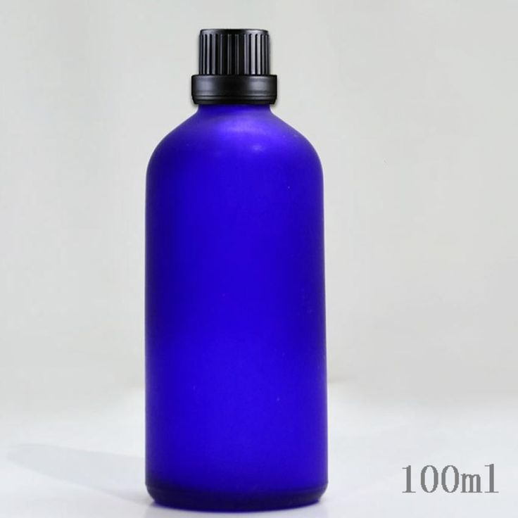 Free shipping high quality oil bottle glass bottle wholesale 100ml frosted packing bottles debugging glass jar 3 color-in Refillable Bottles from Beauty & Health on Aliexpress.com | Alibaba Group