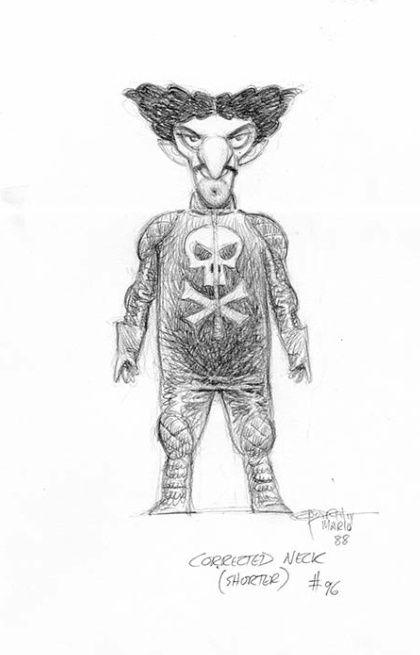Character Design Painting Tutorial : Art by carter goodrich character design pinterest