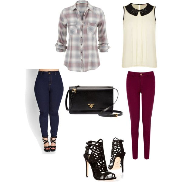 A fashion look from January 2015 featuring Darling blouses, Oasis jeans and Forever 21 jeans. Browse and shop related looks.