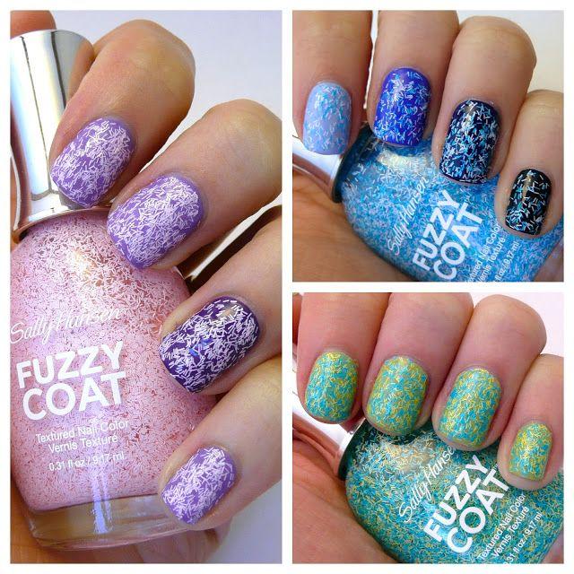 Sally Hansen Fuzzy Coat nail polish   Nails   Pinterest