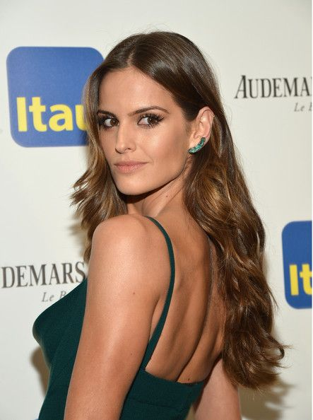 Izabel Goulart - The 11th BrazilFoundation NYC Gala
