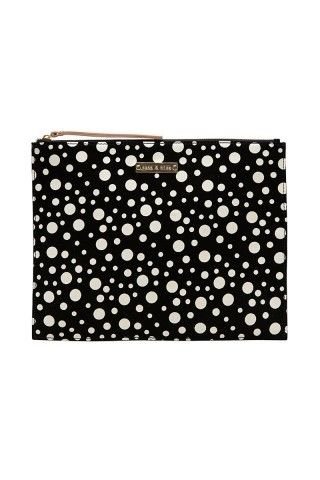 Sass & Bide Toe The Line Clutch   Buy More From The Sass & Bide Freetown Collection Online