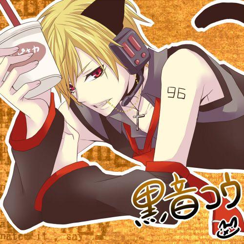 Tags: Anime, Fanart, Nico Nico Singer, 96neko, Monokuropengin