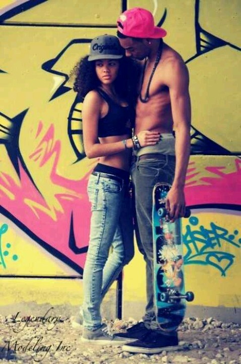 <333333333 dope fashion. dope couple.