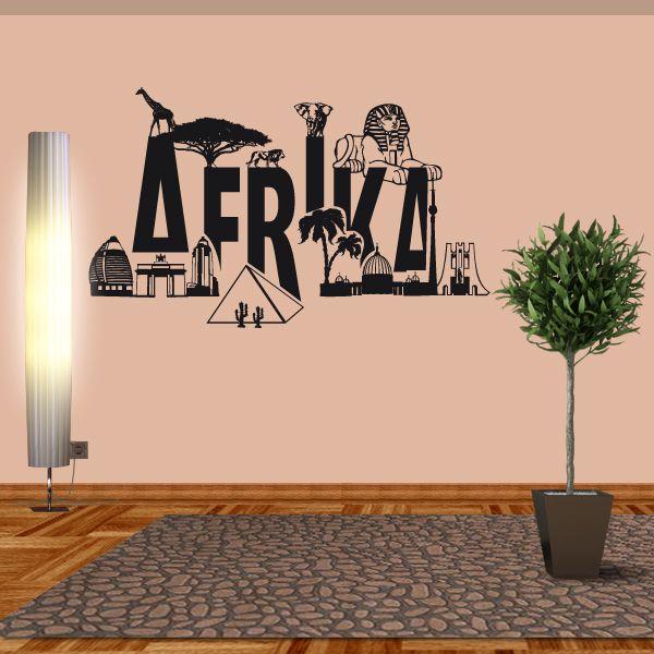 Die besten 25+ Wandtattoo afrika Ideen auf Pinterest Heute am - Wandtattoos Für Die Küche