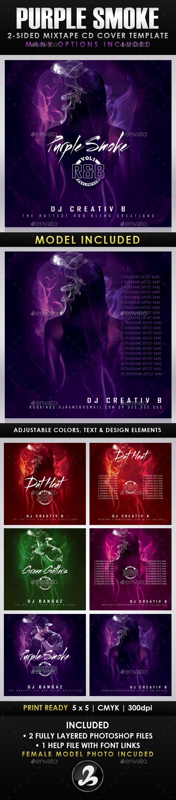 149 best CD & DVD Templates images on Pinterest | Cd cover template ...