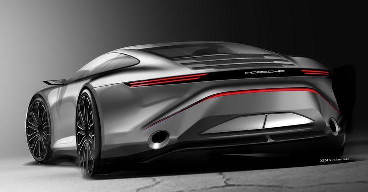 Car rendering! on Behance