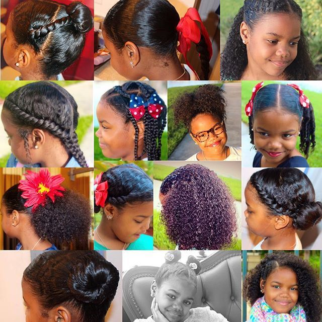 17 Best Images About Kids Hair On Pinterest Black