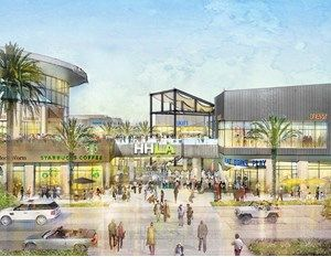 From Classic Retail Center to Experiential Shopping Destination