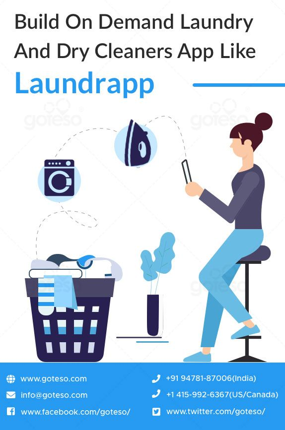 A Dry Cleaning Software Or A Laundry App Like Laundrapp Is A True
