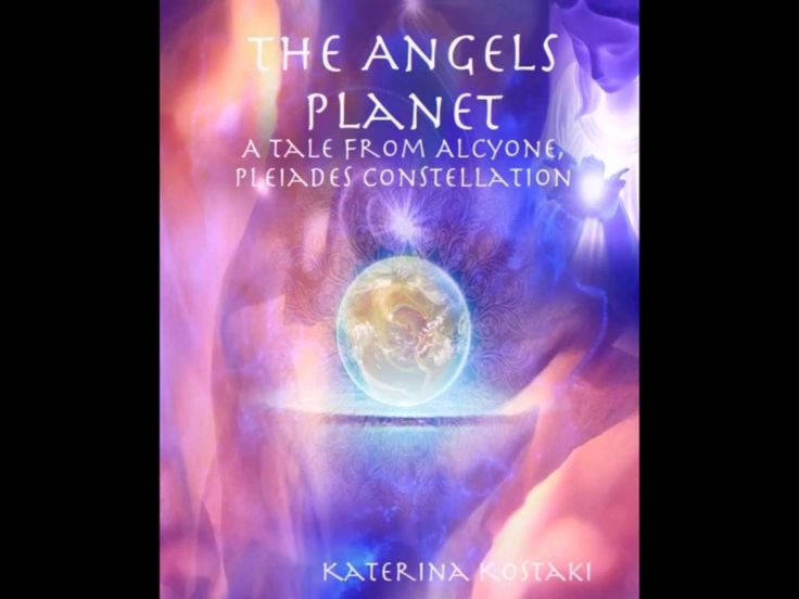 The Angels Planet~Visionary Author Katerina Kostaki