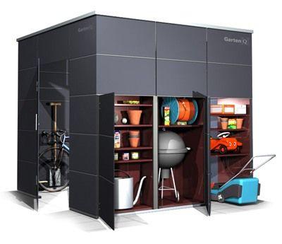 25 best ideas about gartenhaus modern on pinterest. Black Bedroom Furniture Sets. Home Design Ideas