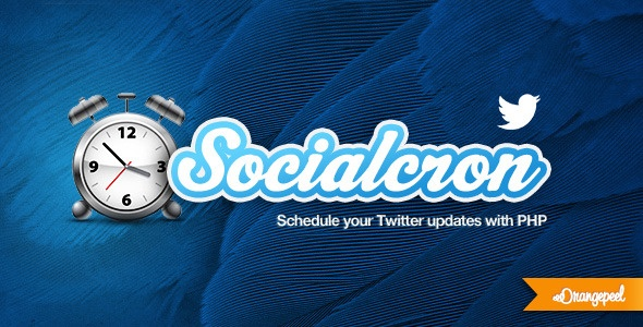 Socialcron for Twitter